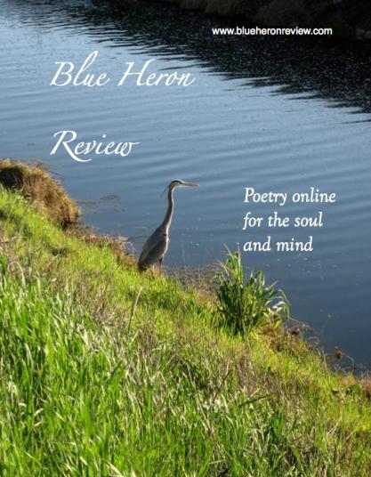 Blue Heron postcard image