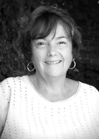 Gail G author photo