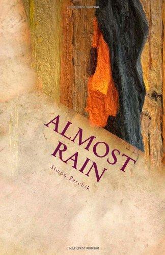 Simon Perchik Almost Rain book cover
