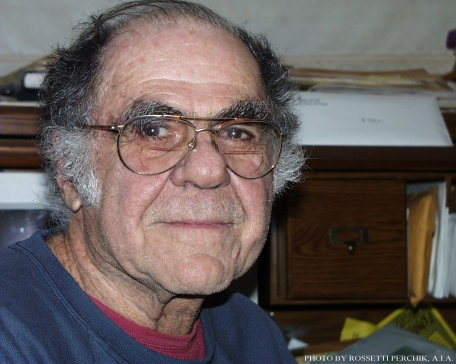 Simon Perchik author photo