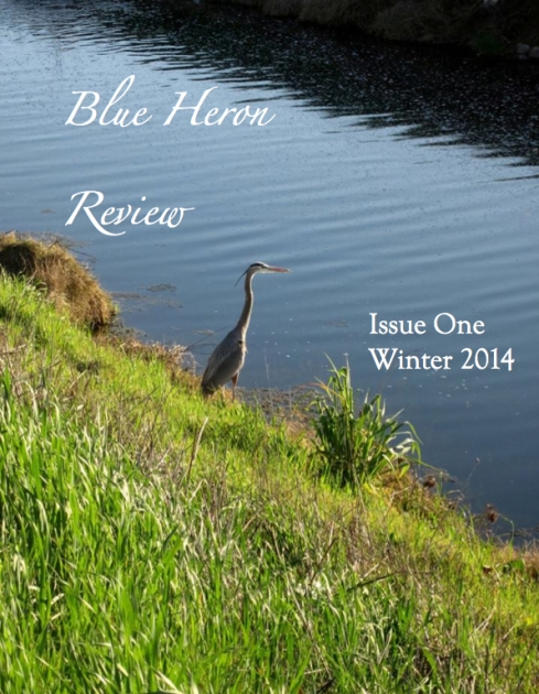 Blue Heron Issue One Cover1