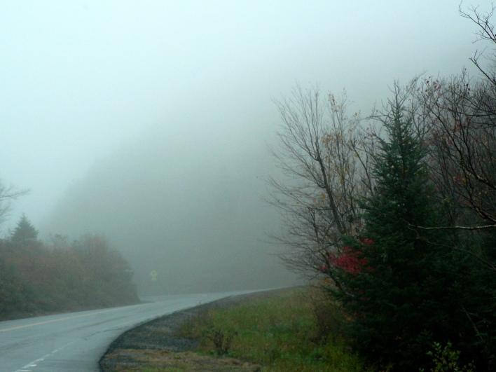 Road in MistP1040316
