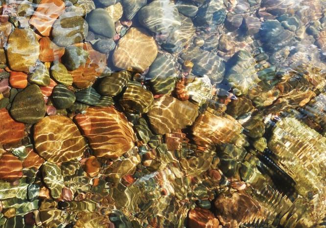 Lake Rocks Use THIS pair w Jeannie's poem