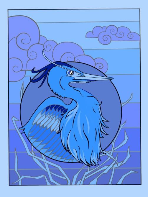 Blue Heron Full Image copy make last image