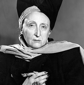 Edith Sitwell poets org site credit