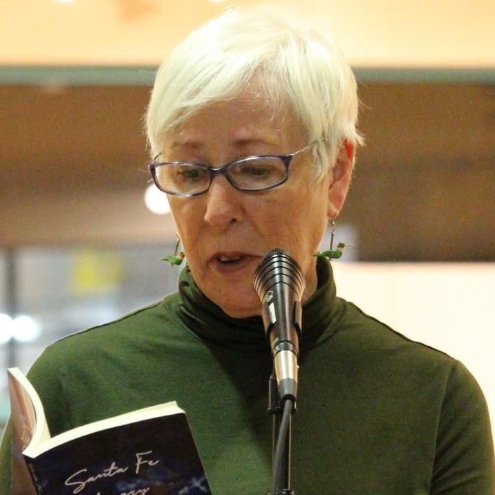 Author Photo Marjorie P