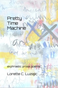 Pretty Time Machine Book Cover image Lorette C